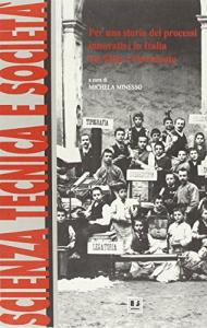 Per una storia dei processi innovativi in Italia tra Otto e Novecento