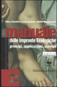 Manuale delle impronte ecologiche