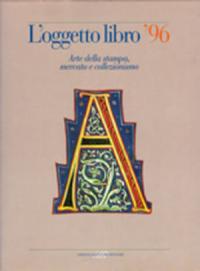 L' oggetto libro '96