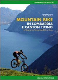 Mountain bike in Lombardia e Canton Ticino