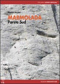 Marmolada, parete Sud