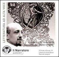 Gabriele D'Annunzio: racconti da Terra Vergine