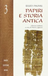 Papiri e storia antica