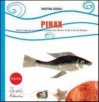 Pinax : storia ispirata ai mosaici romani del Museo della Città di Rimini / Cristina Sedioli