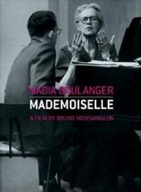 Mademoiselle Nadia Boulanger