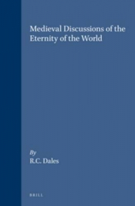 Medieval discussions of the eternity of the world