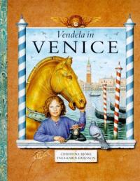 Vendela in Venice