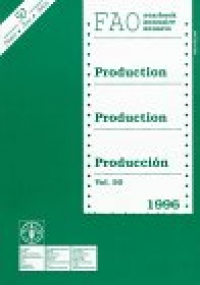 FAO yearbook Production vol. 50 1996