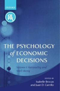 Vol. 1: Rationality and well-being