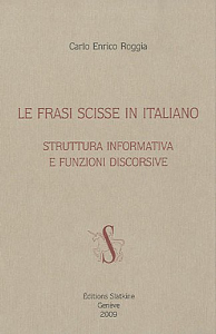 Le frasi scisse in italiano