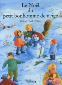 Le Noël du petit bonhomme de neige