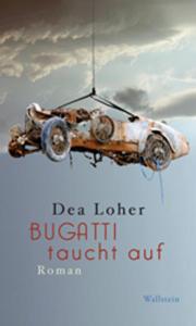 Bugatti taucht auf