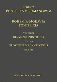 Vol. 5.3: Provincia Maguntinensis, pars 7