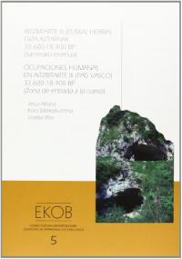 Aitzbitarte III (Euskal Herria) Giza Aztarnak 33.600-18.400 BP (Sarrerako eremua)