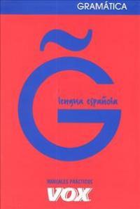 Gramatica lengua espanola