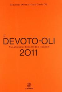 Il Devoto-Oli 2011