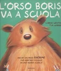 L'orso Boris va a scuola