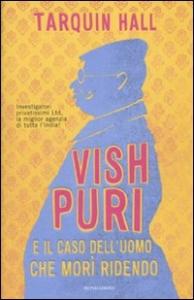 Vish Puri e il caso dell'uomo che mori' ridendo