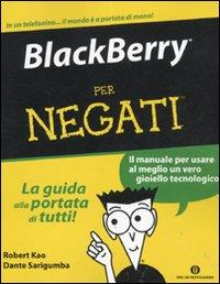 Blackberry per negati