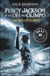 Percy Jackson e gli dei dell'Olimpo. Il ladro di fulmini