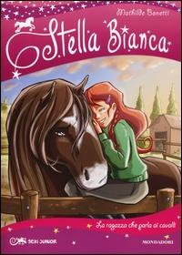 La ragazza che parla ai cavalli