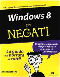 Windows 8 per negati