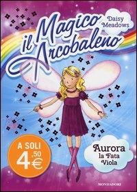 Aurora la fata viola