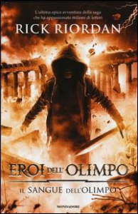Eroi dell'Olimpo [5]: Il sangue dell'Olimpo