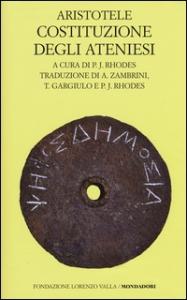 Vol. 3: Costituzione degli ateniesi