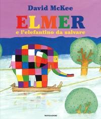 Elmer e l'elefantino da salvare