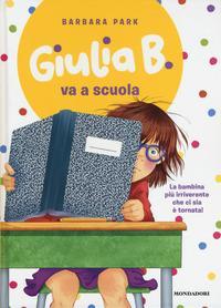 Giulia B. va a scuola