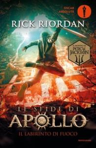 Le sfide di Apollo. Il  labirinto di fuoco