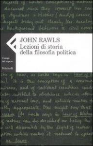 Lezioni di storia della filosofia politica