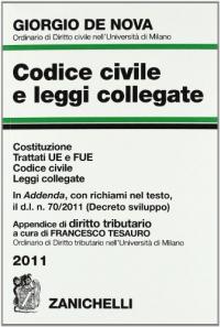 Codice civile e leggi collegate