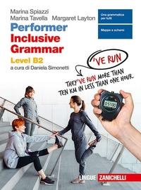 Performer inclusive grammar level B2
