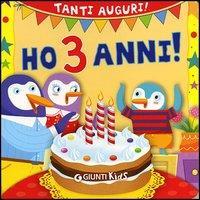 Ho 3 anni!