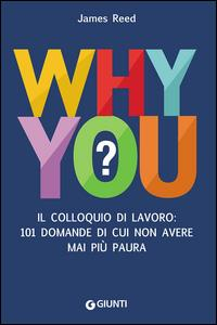 Why you?