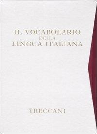 Il vocabolario della lingua italiana