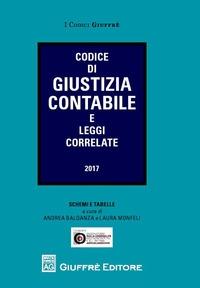 Codice di giustizia contabile e leggi correlate