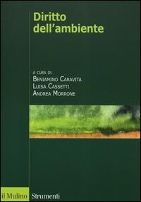 Diritto dell'ambiente /a cura di Beniamino Caravita, Luisa Cassetti, Andrea Morrone