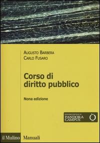 Corso di diritto pubblico