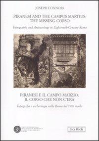 Piranesi and the Campus Martius: the missing corso