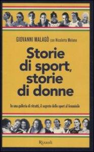 Storie di sport, storie di donne