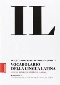 IL: vocabolario della lingua latina