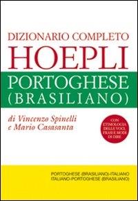 Dizionario completo Hoepli portoghese (brasiliano)