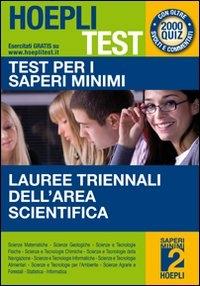 Test per i saperi minimi