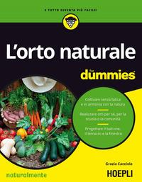 L' orto naturale for dummies