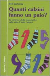 Quanti calzini fanno un paio?