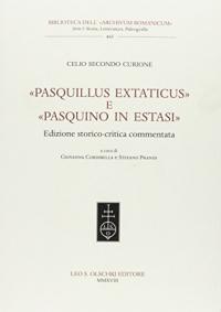 Pasquillus extaticus e Pasquino in estasi