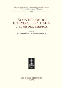 3: Incontri poetici e teatrali fra Italia e Penisola Iberica